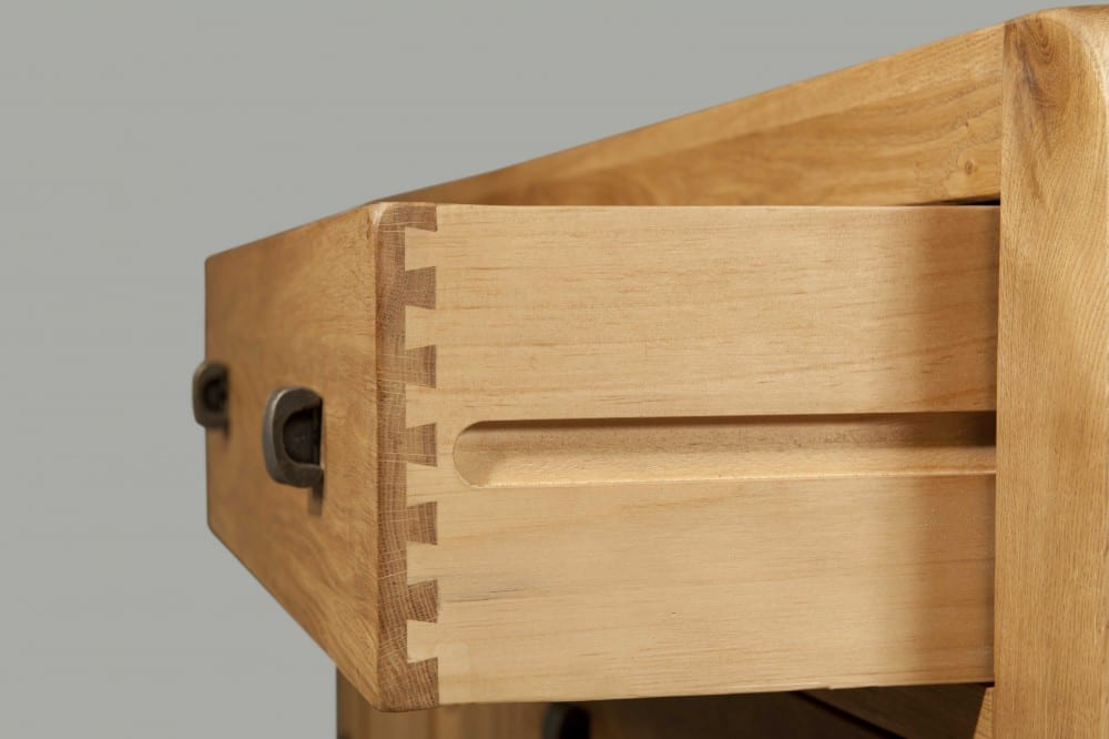 dovetailed drawer example for Avon collection