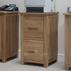 Bury Solid Oak 2 drawer Filing Cabinet . two wide drawers that holds a4 hanging files, wood or metal handles available