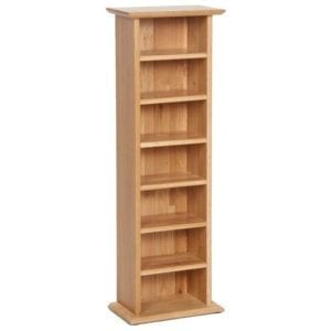 Norwich oak cd dvd unit