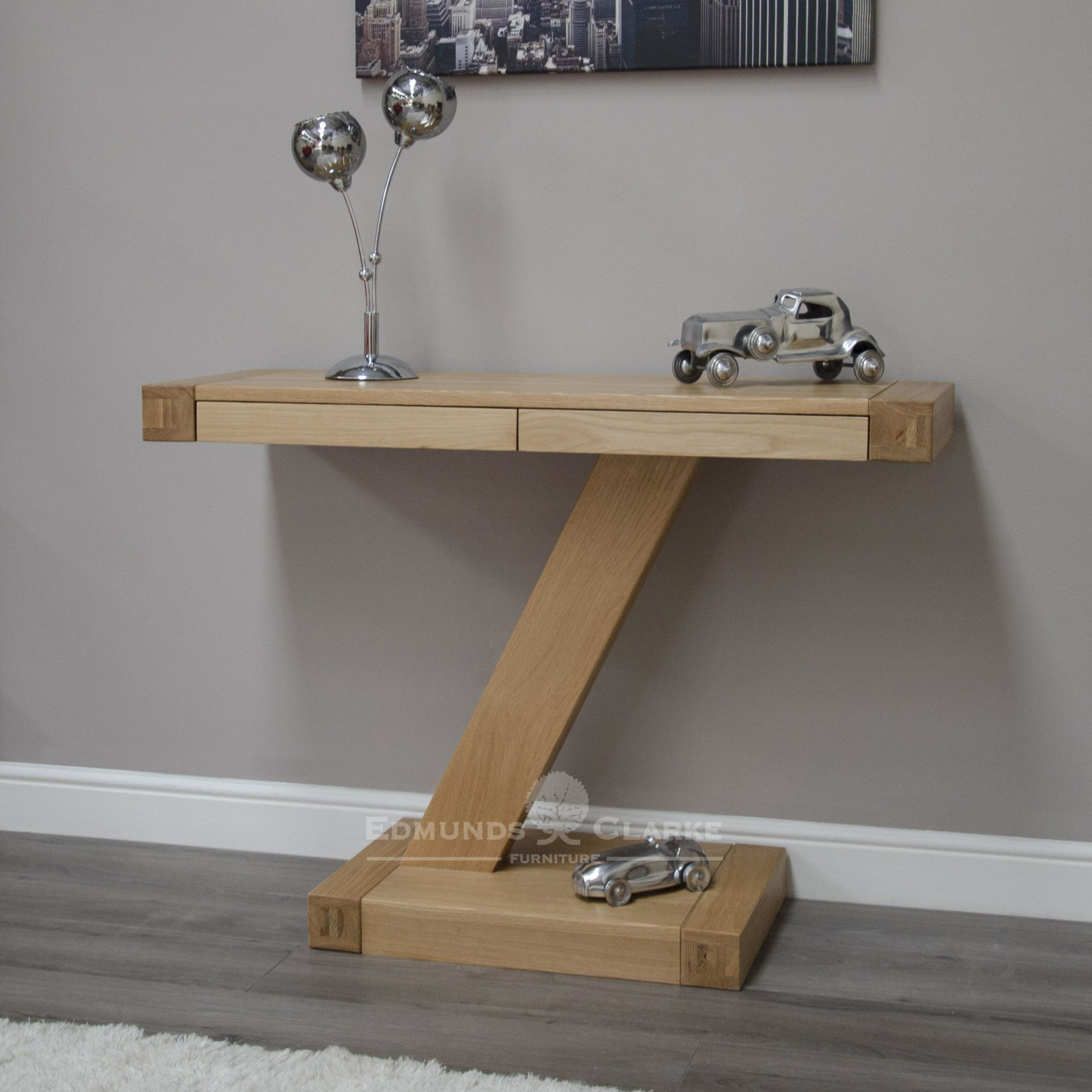 ZMODHT Z designed modern console hall table
