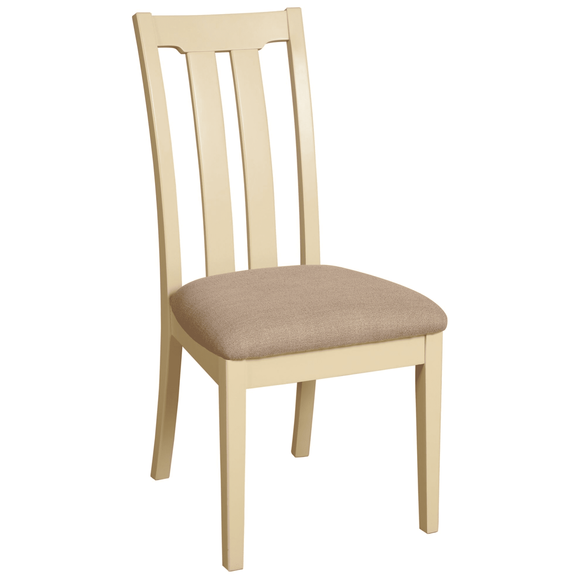 LH08 Lundy painted slat back chair