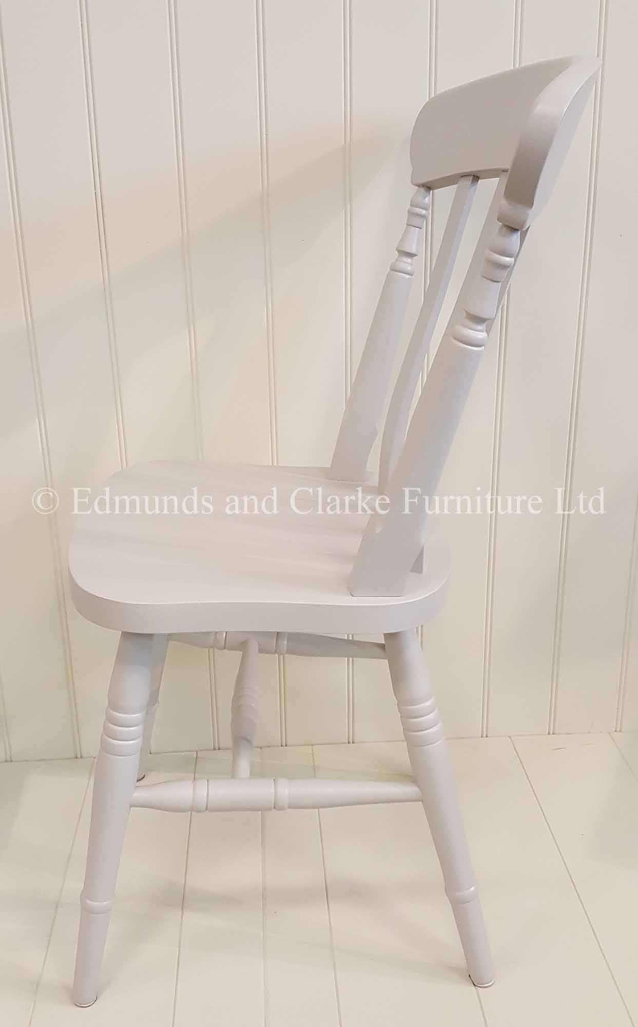 Edmunds farmhouse side chair huge choice of colours