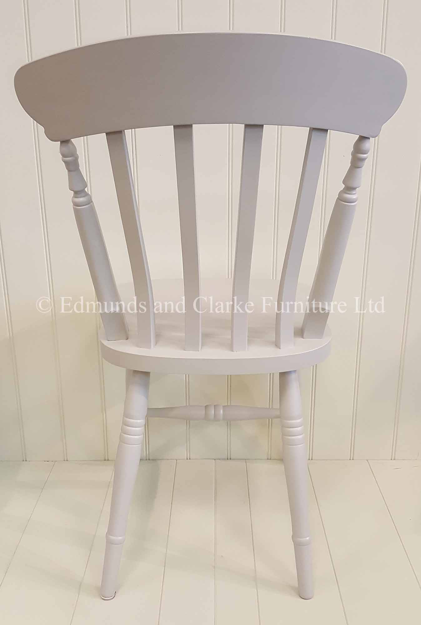 Farmhouse painted side chair