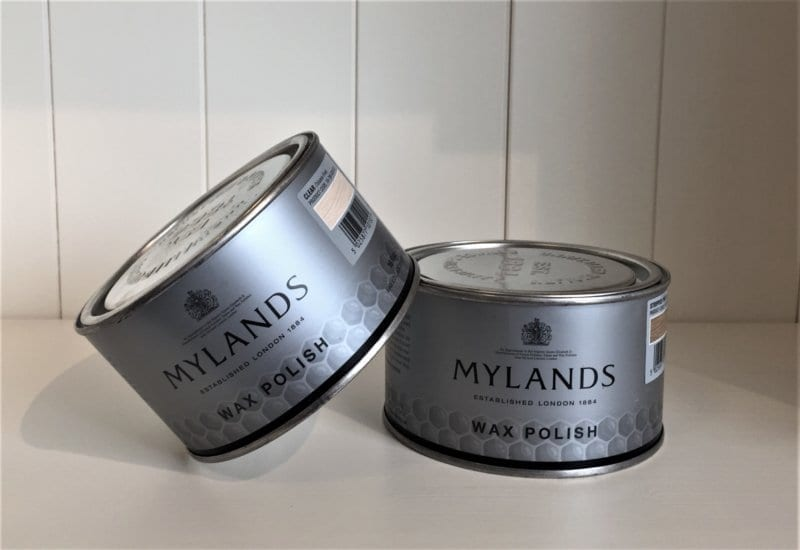 Mylands wax polish clear edmunds clarke furniture ltd