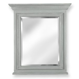 AMQ143 Art marketing Blakeney Mist Mirror grey-blue