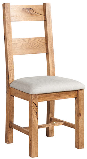 CMO017 Como Oak Dining Chair