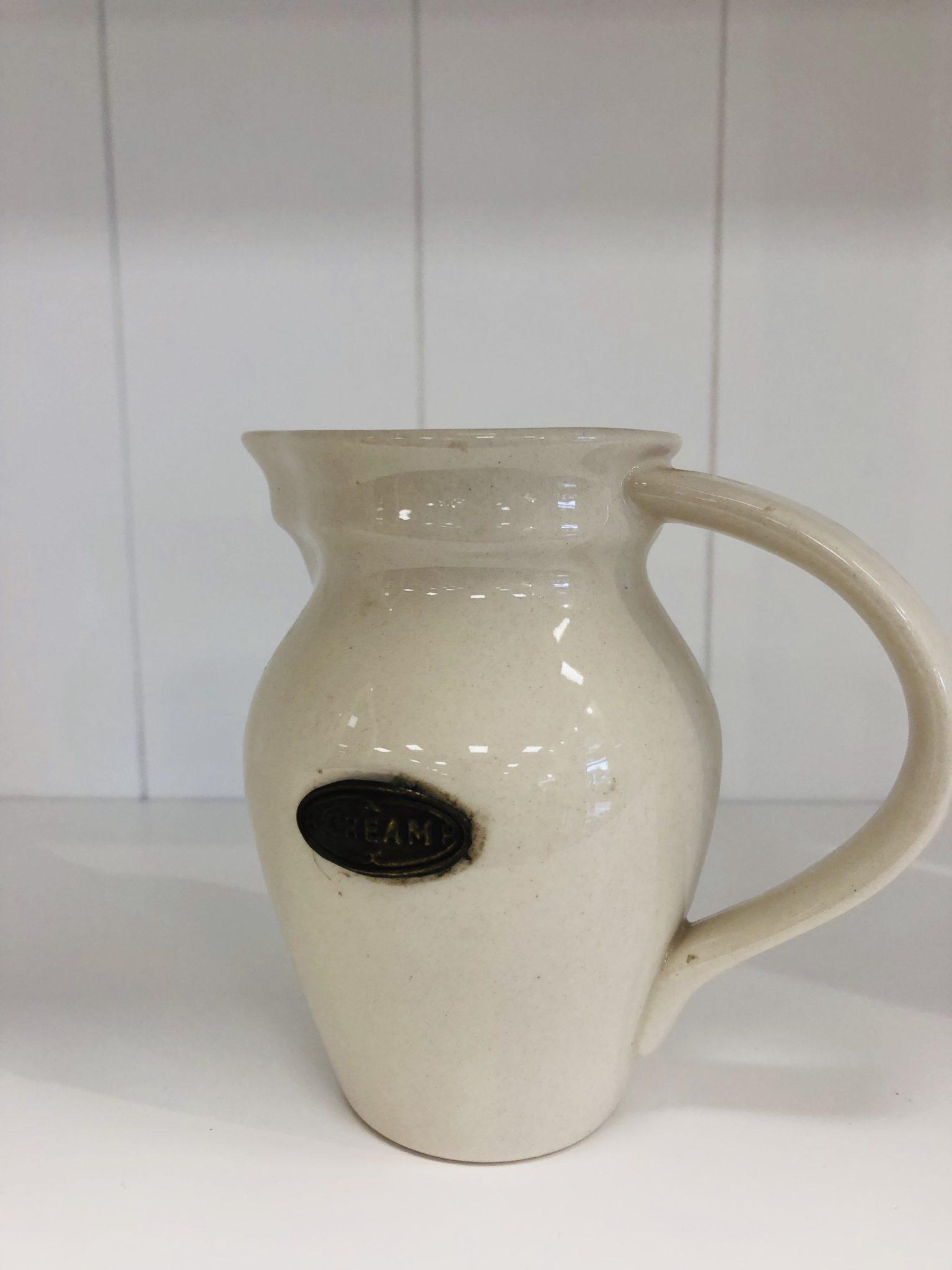 Country Kitchen Ceramic cream jug