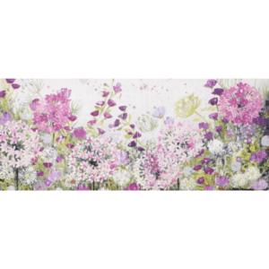 Purple passion canvas art
