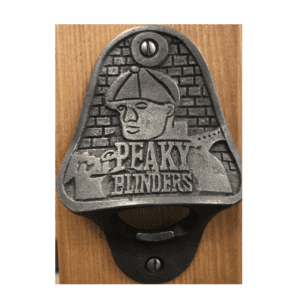 Peaky blinder iron Bottle opener