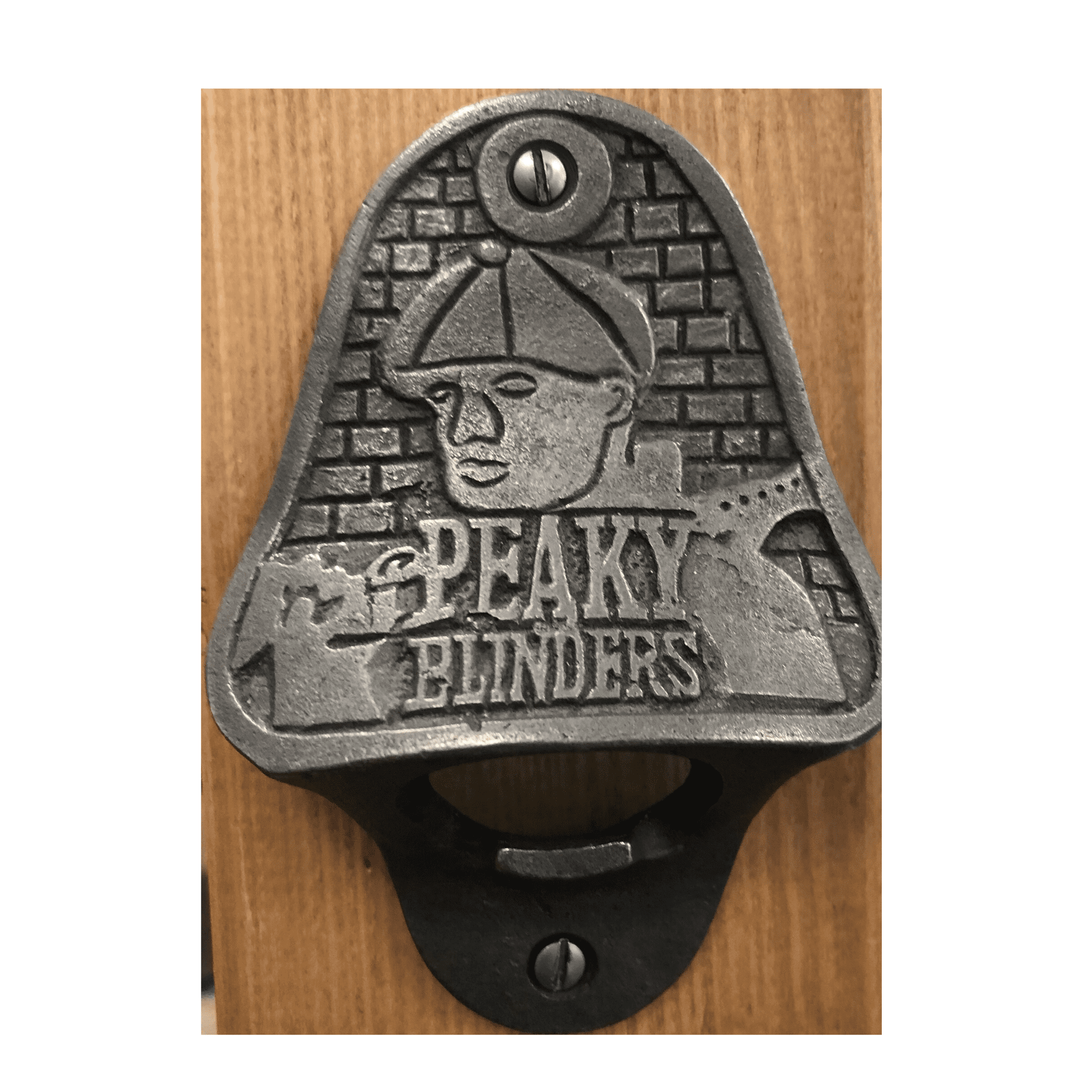 Peaky blinder iron Bottle opener