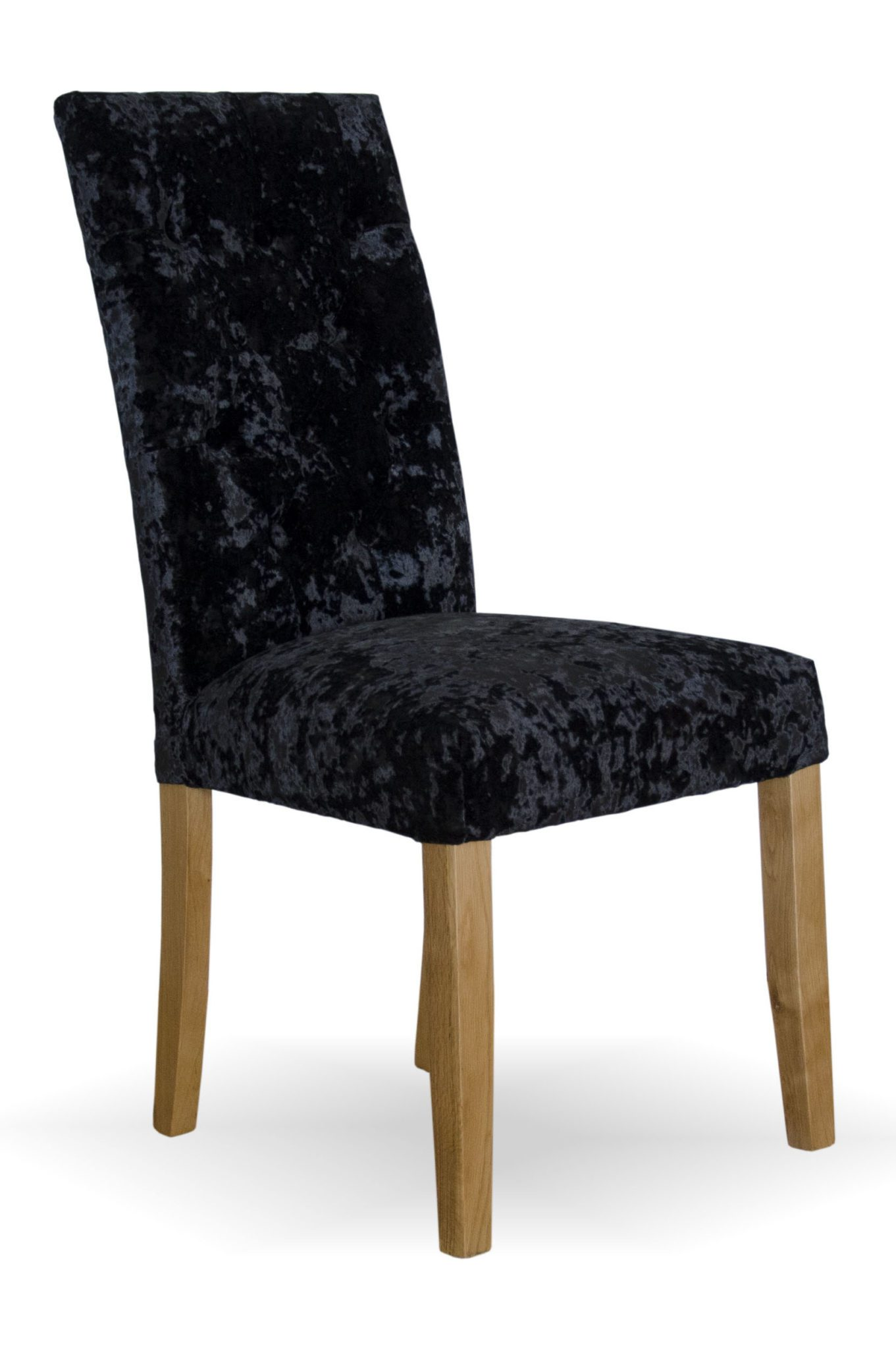 Stockholm Chair deep black crushed