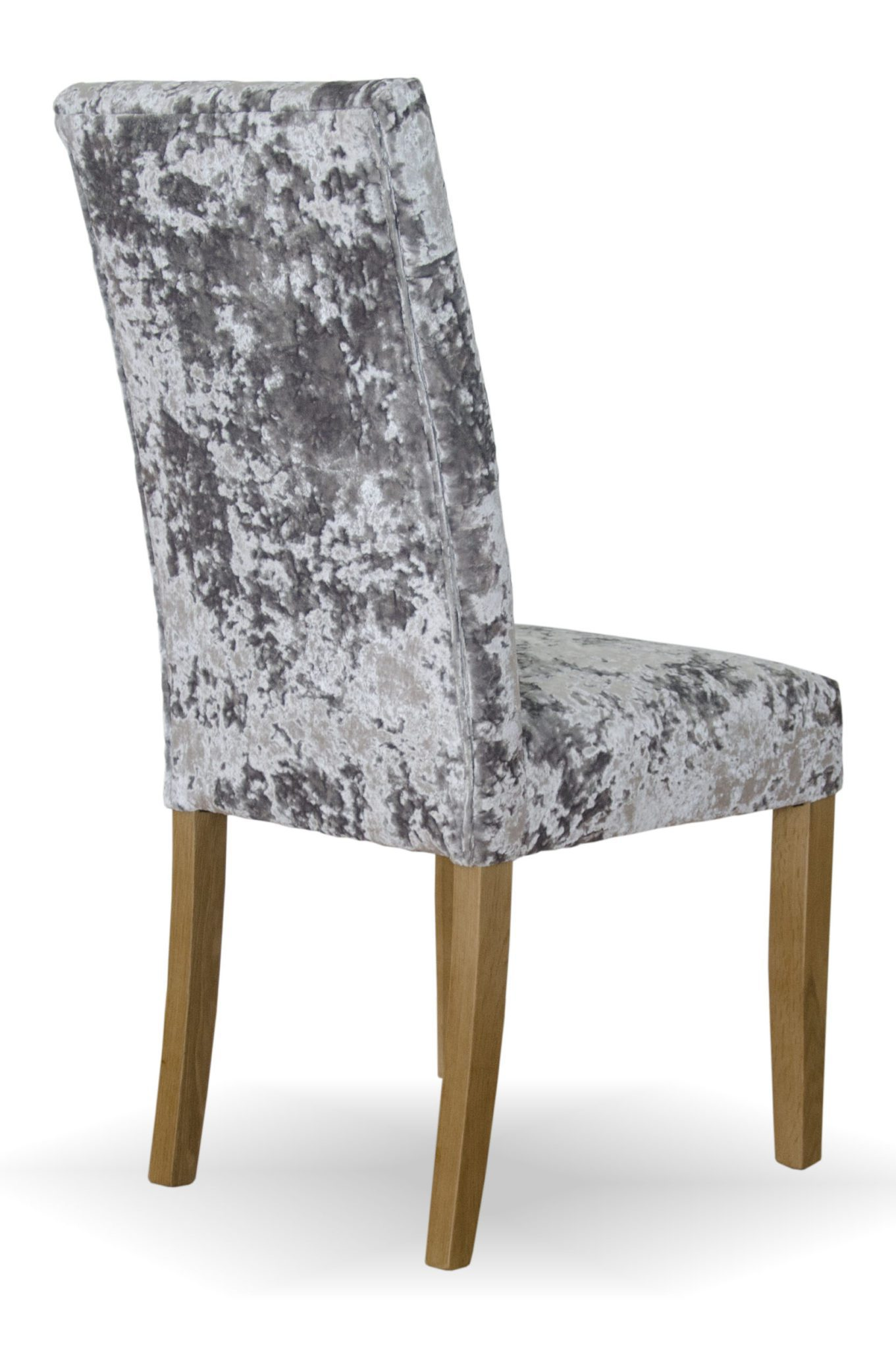Stockholm chair deep crushed silver