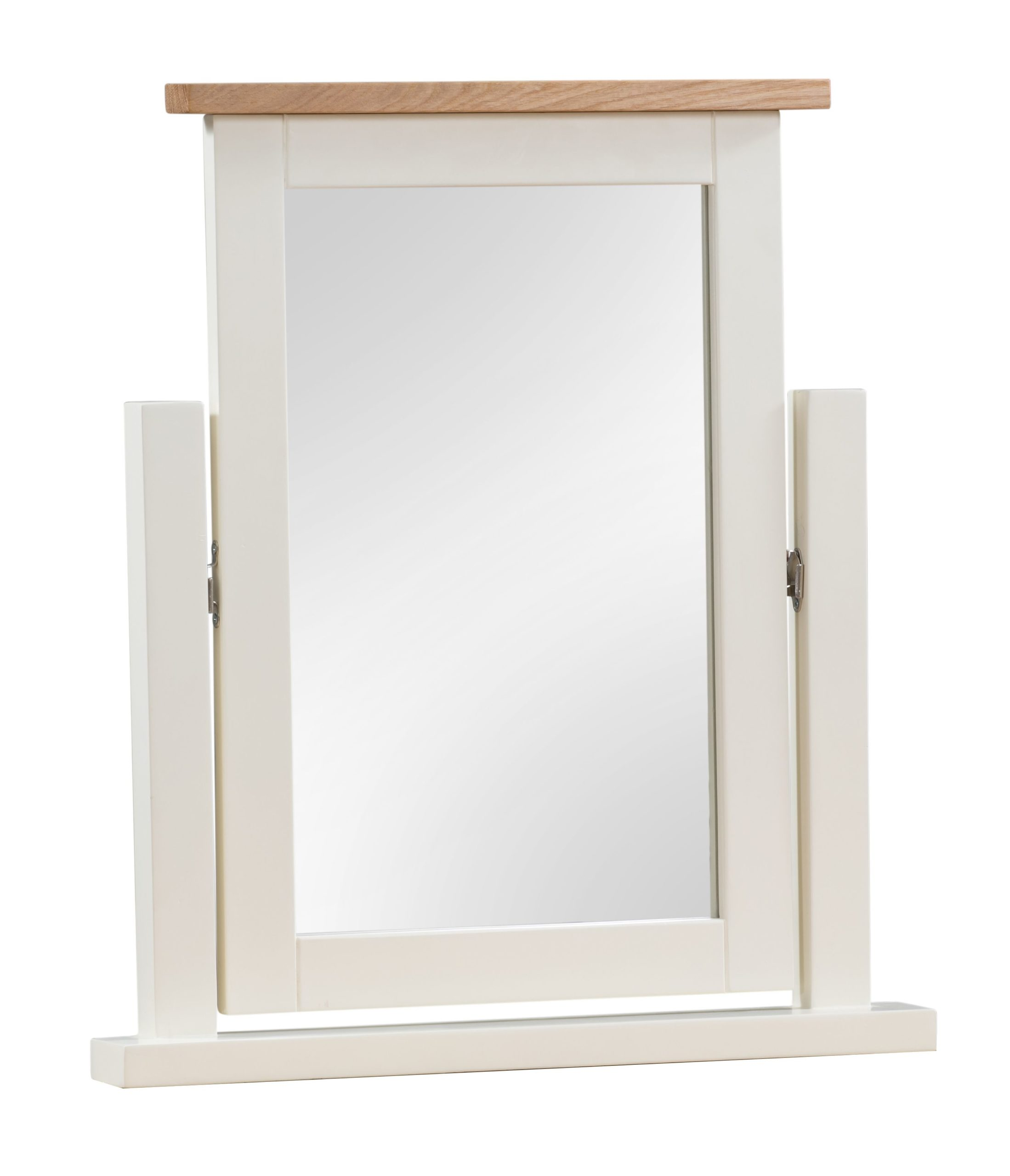 Dorset painted dressing table mirror