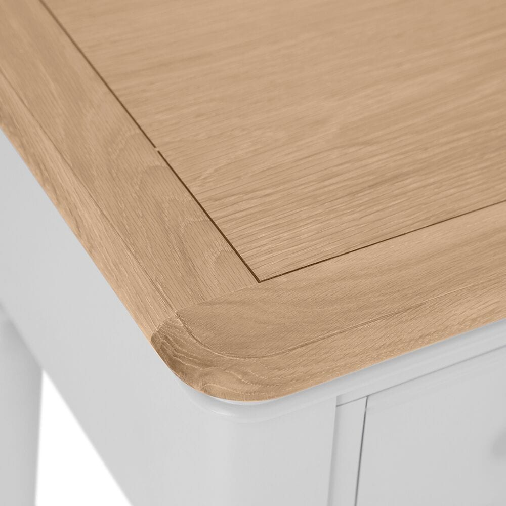 Cavendish dressing table top detail