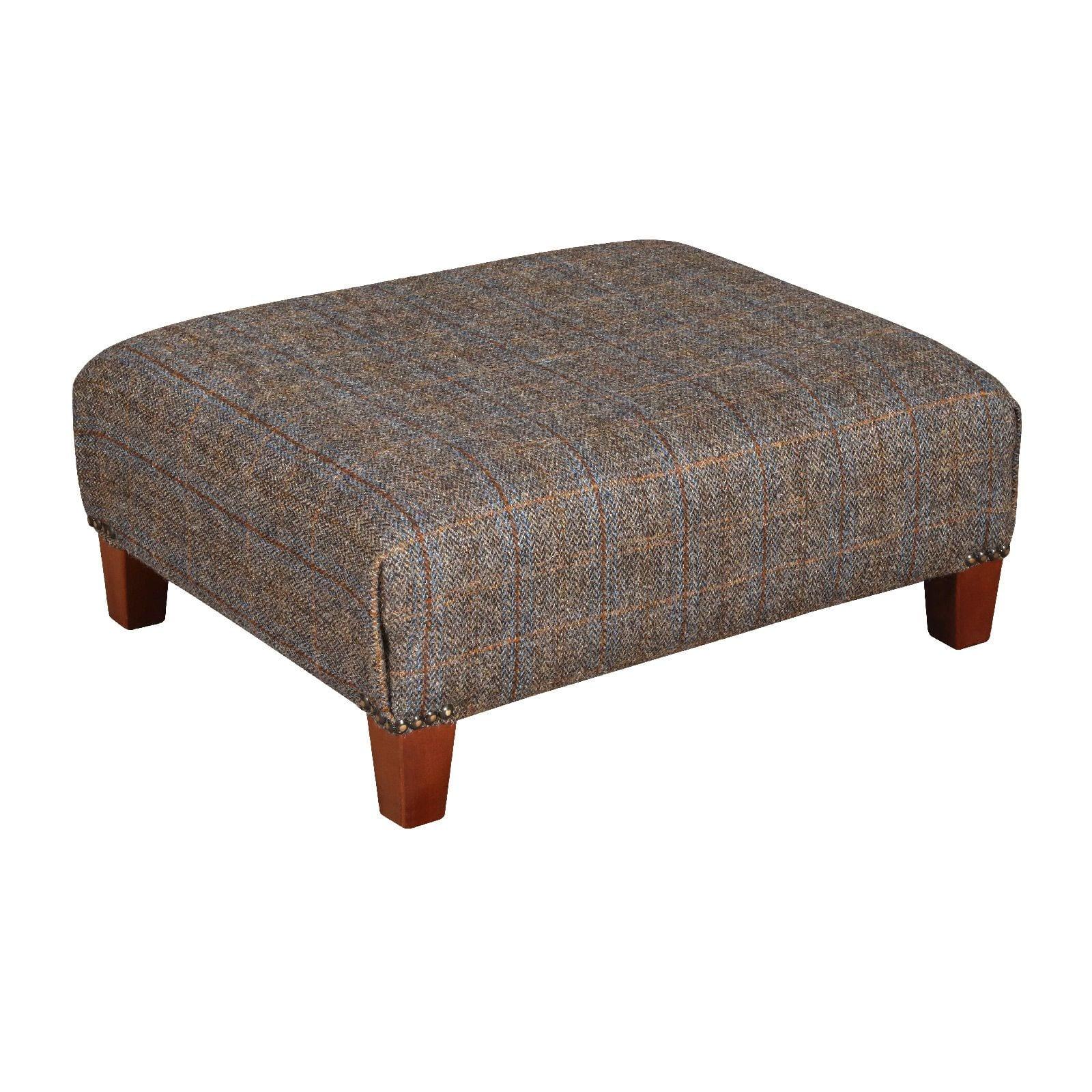 Kensington pull out stool plain 2