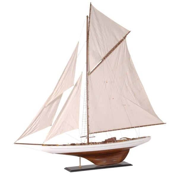 Large wooden sailboard CZT009