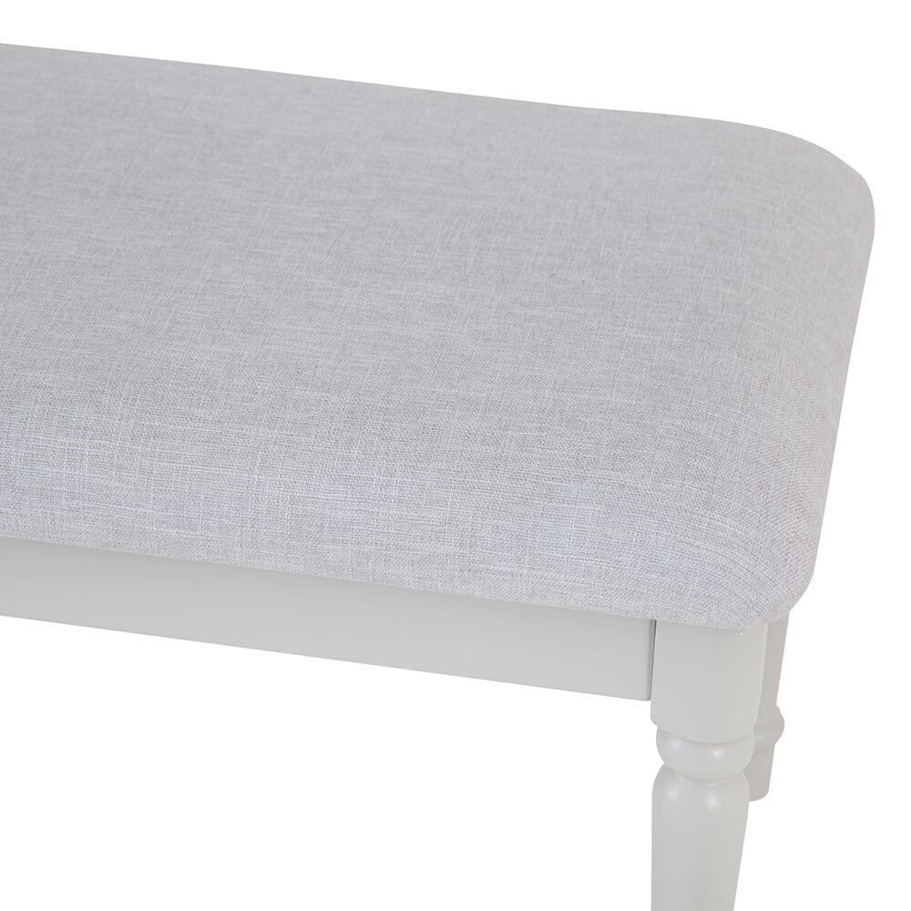 Cavendish stool image showing top detail