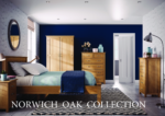 Norwich Oak Bedroom brochure