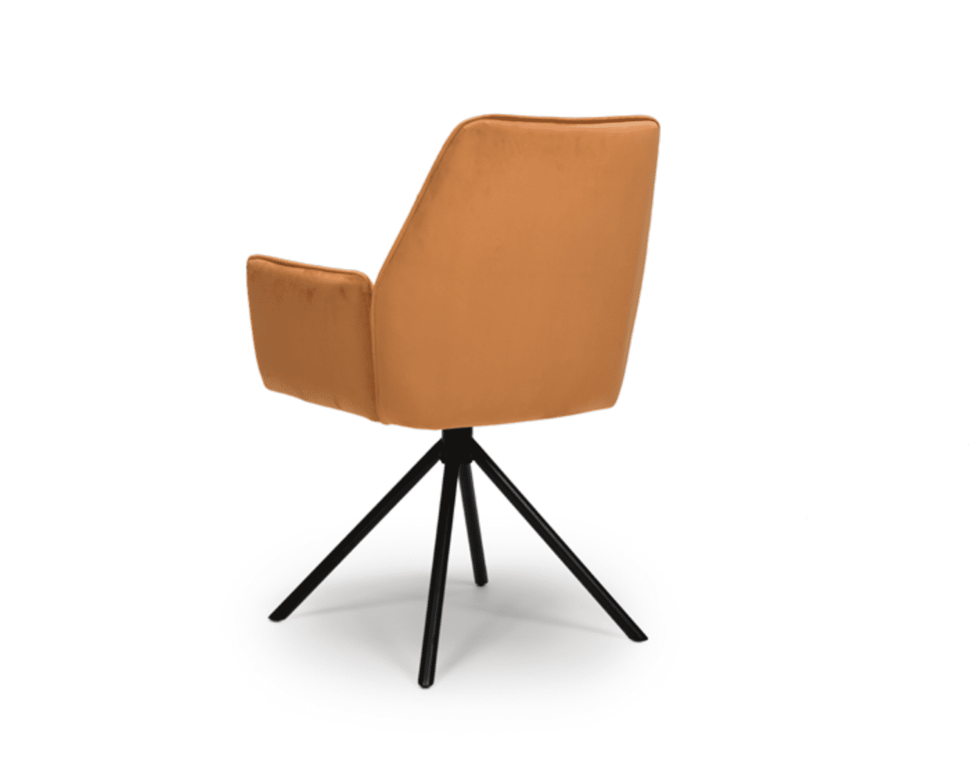 UNO chair burnt orange back