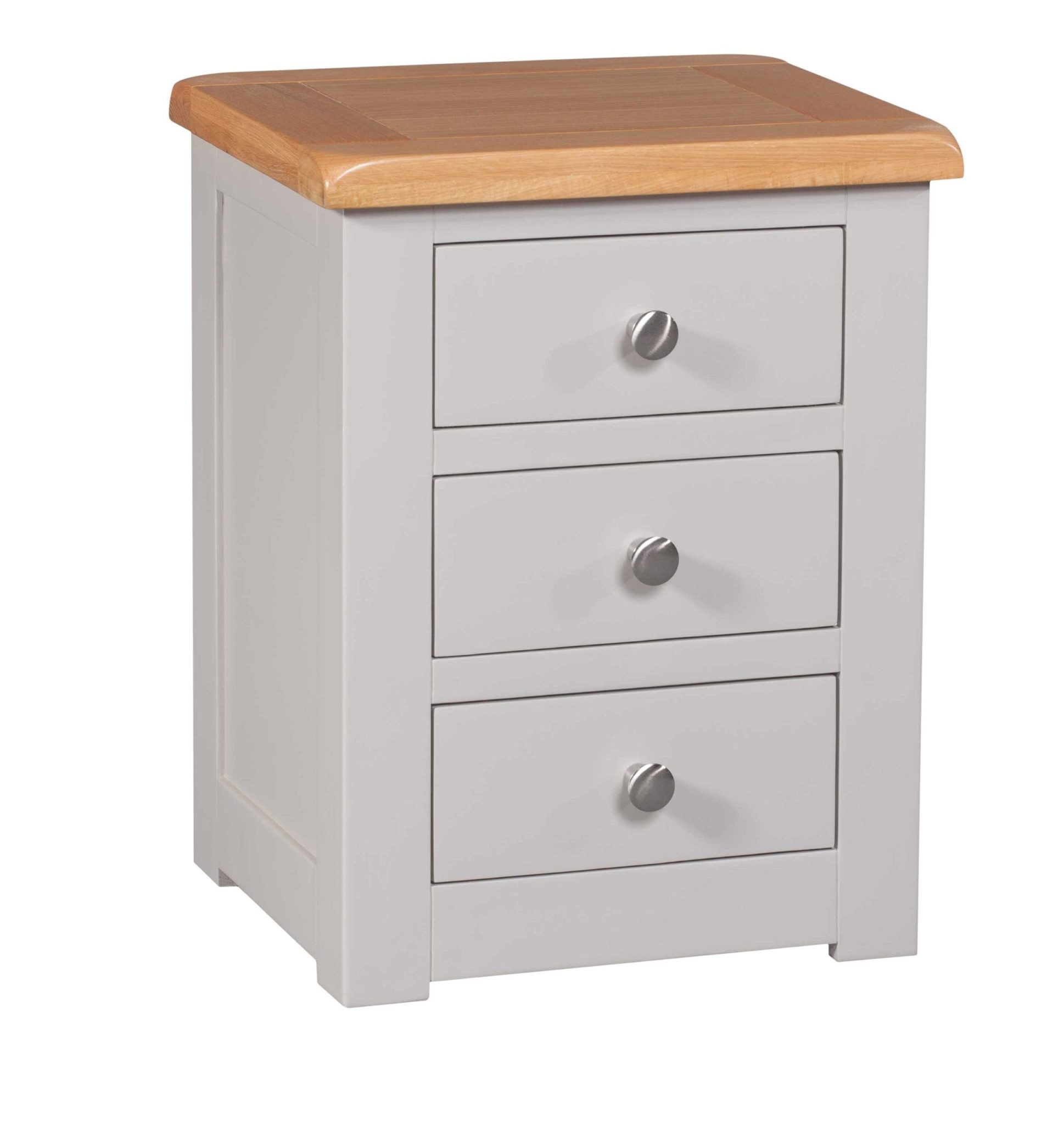 Diamond Painted Bedside cabinet