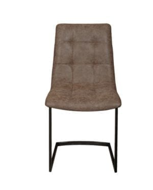 Hampton dining PU chair V3