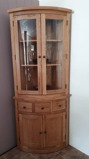 Buffet Hutch oak