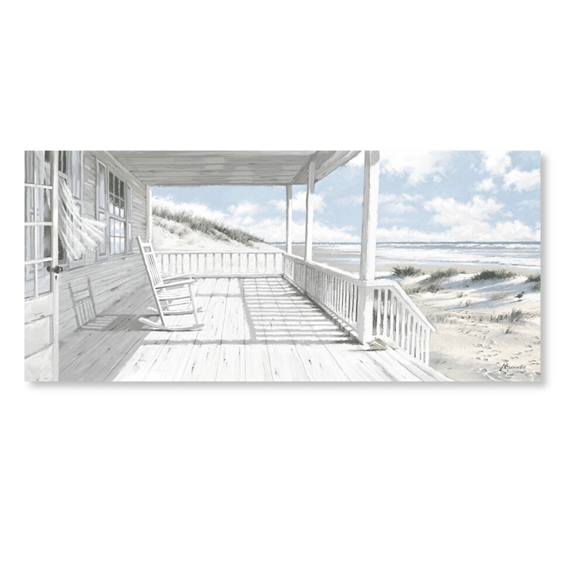 Sea Breeze large canvas ARTKO