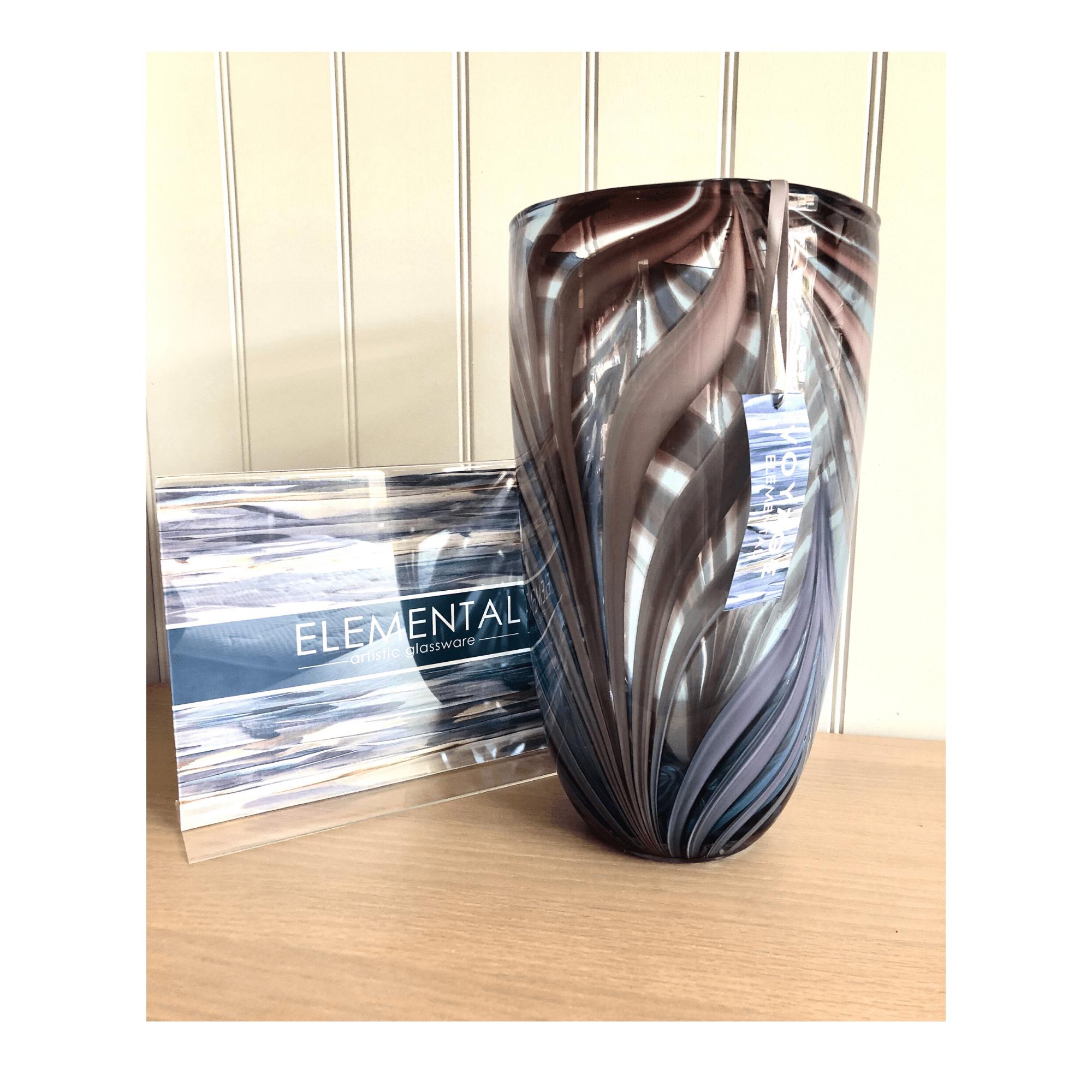 Voyage Maison Aurora Tall Vase – Amethyst 3