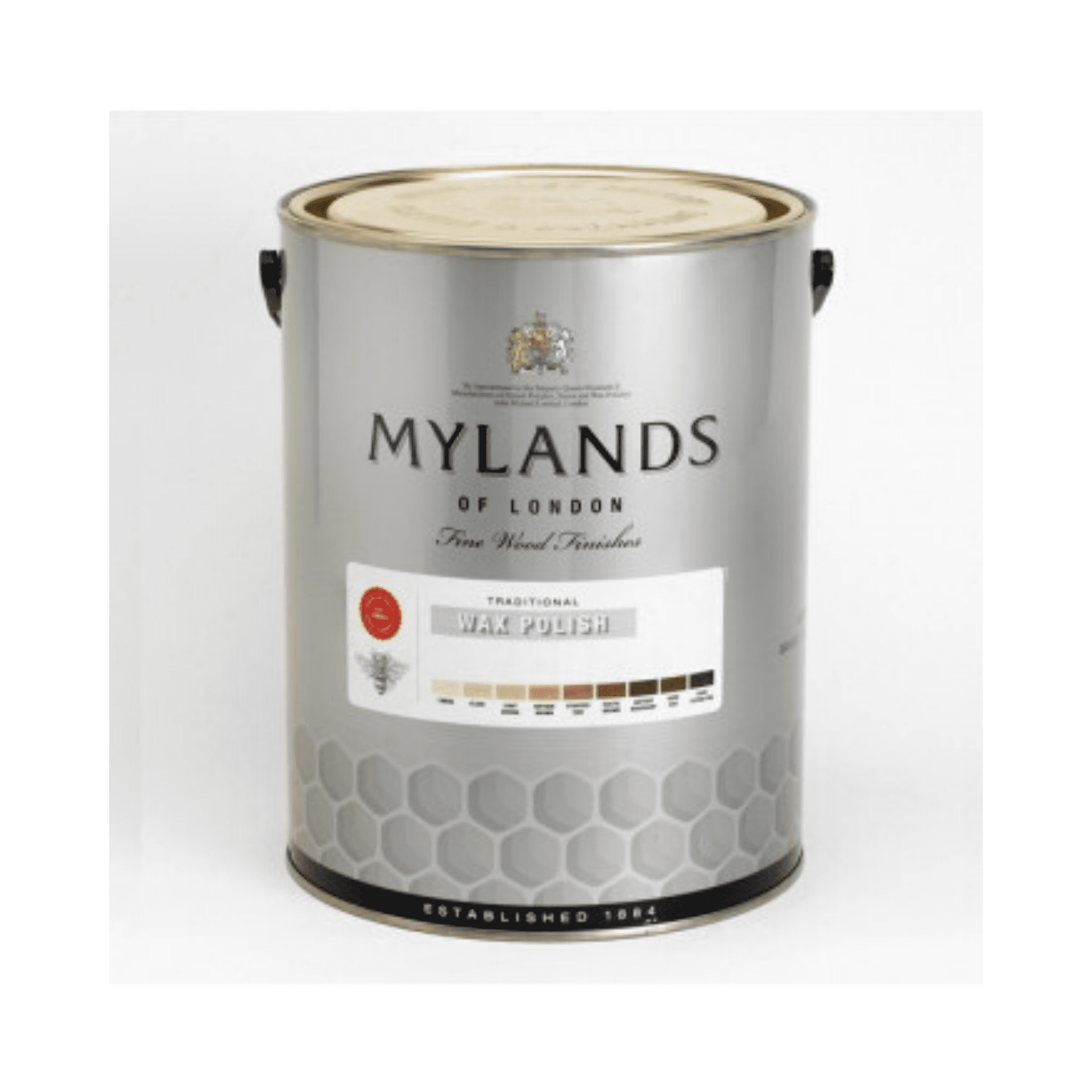 mylands stripped pine polish 5l
