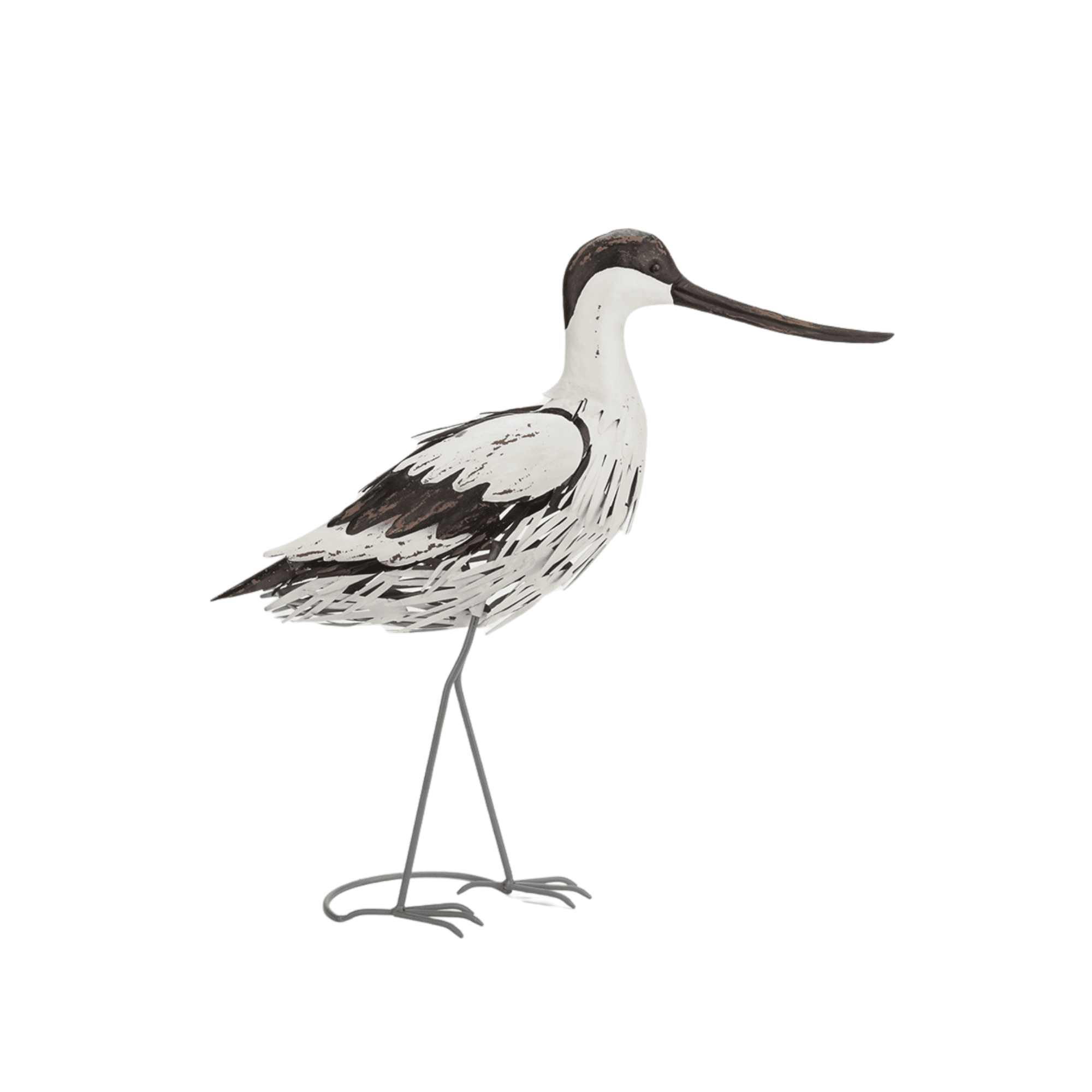 Avocet straight metal carving