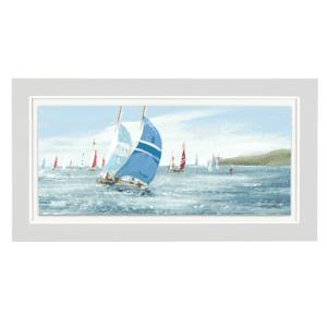 Voyage Framed Art