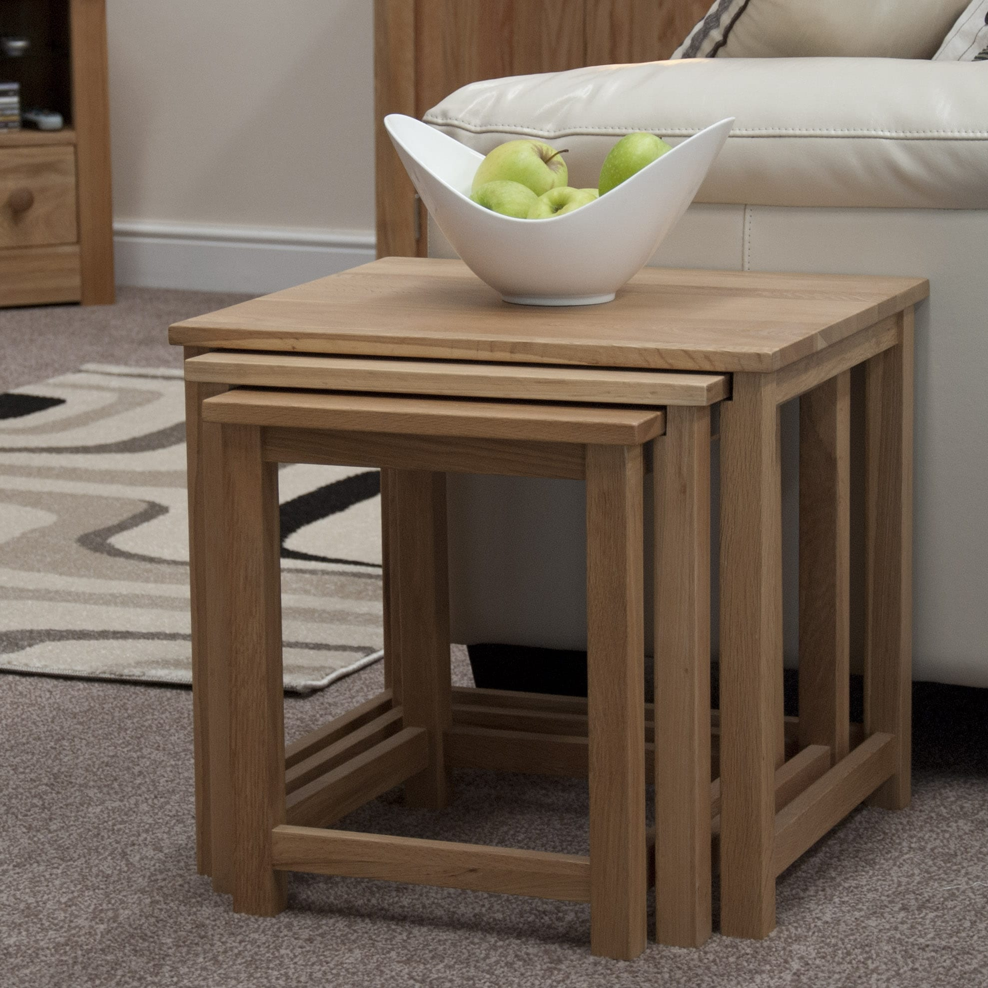 Bury Nest of Tables Lyon range