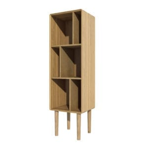SCANC Scandic Narrow Cabinet