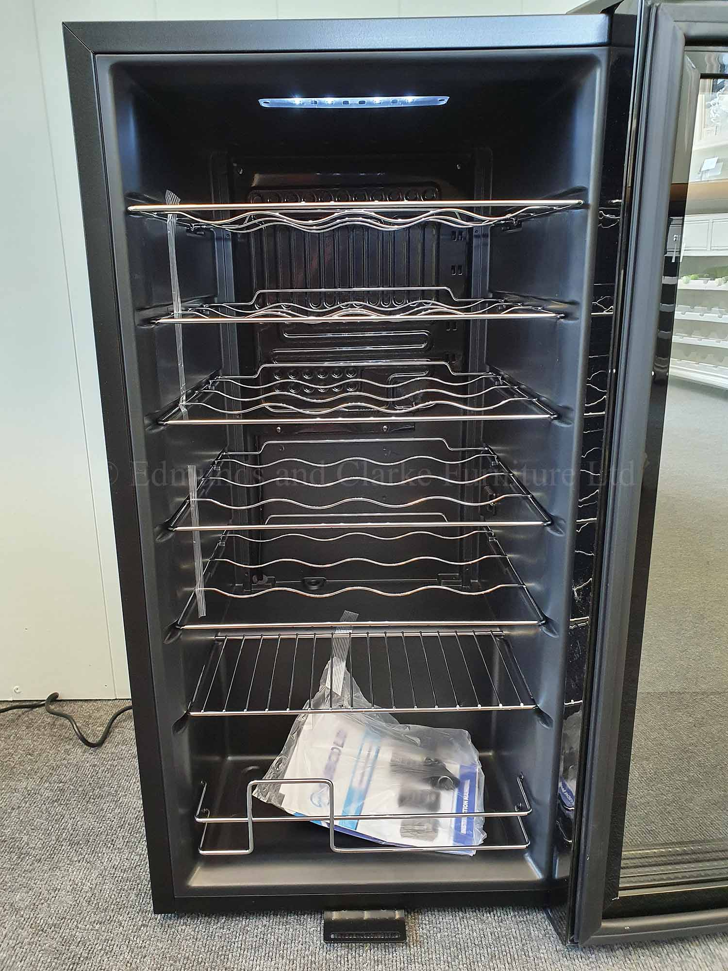 subcold wine chiller used for drinks sideboard