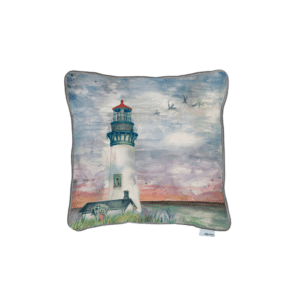 C200359 voyage maison lighthouse MARITIME cushion 43X43