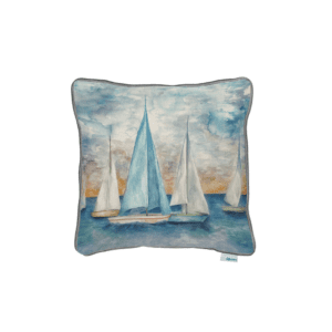 C200361 voyage maison CUNNINGHAM SUNSET cushion 43X43