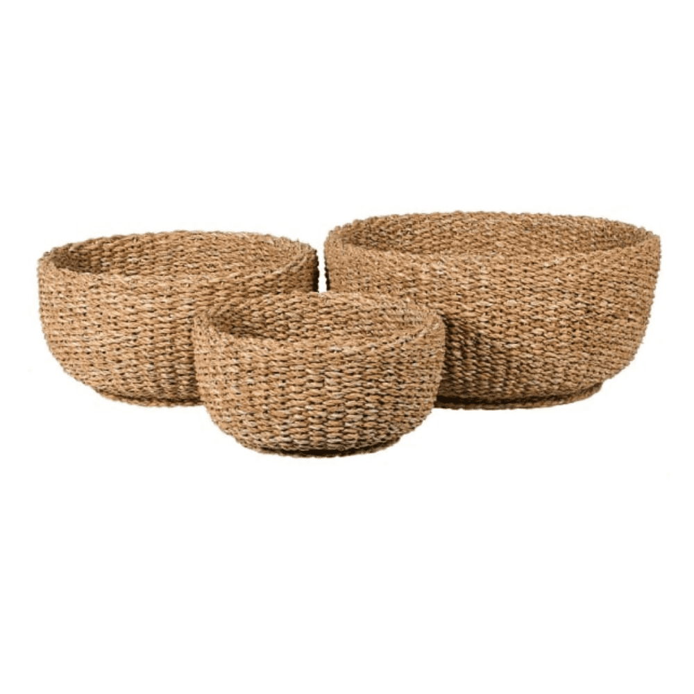 BCR002 set of 3 baskets