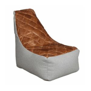 Bean Bag Pod Chair - 3L Cerato Leather