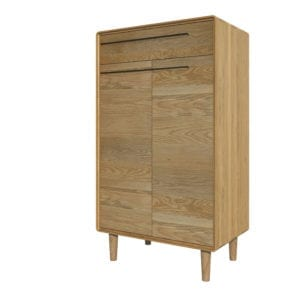 SCASHOE scandic shoe cupboard