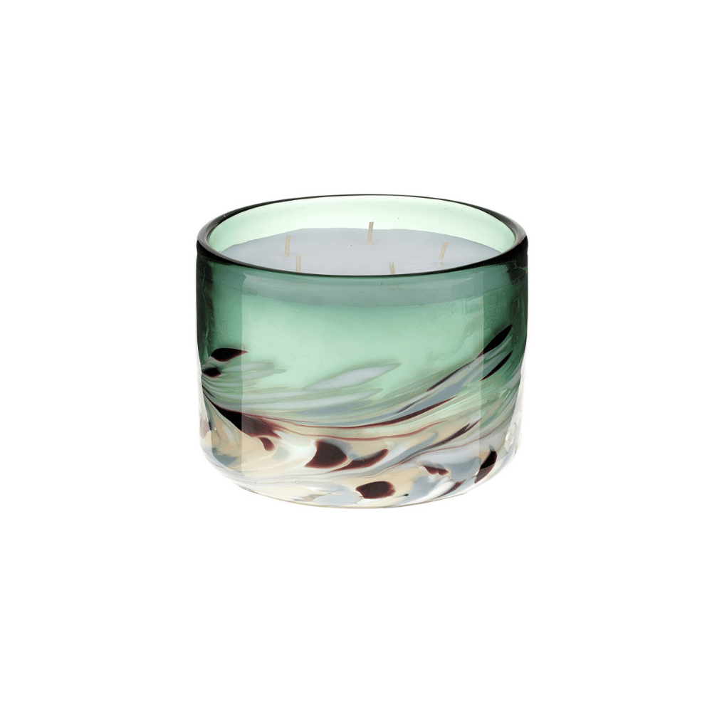VG18026 ATHENA EMERALD 5 WICK CANDLE