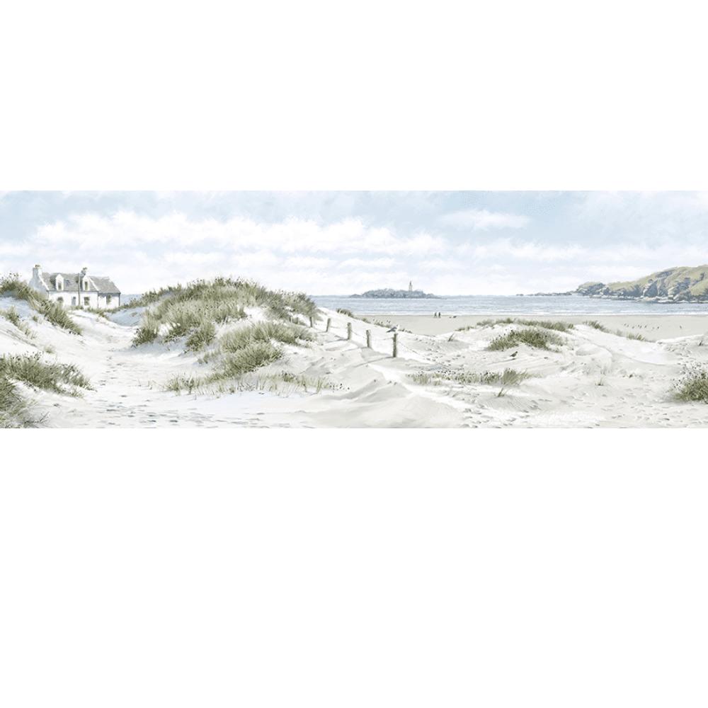 White sands canvas