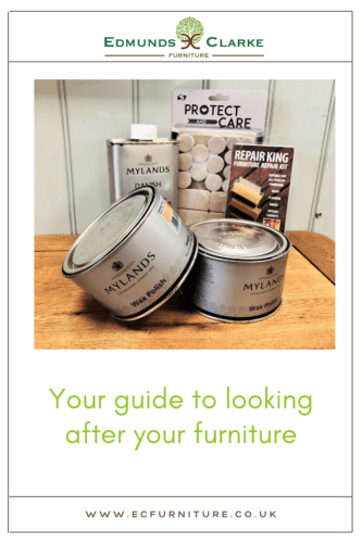 How to look after your furniture guide