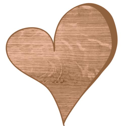 oak-heart-showing-pith-marks-