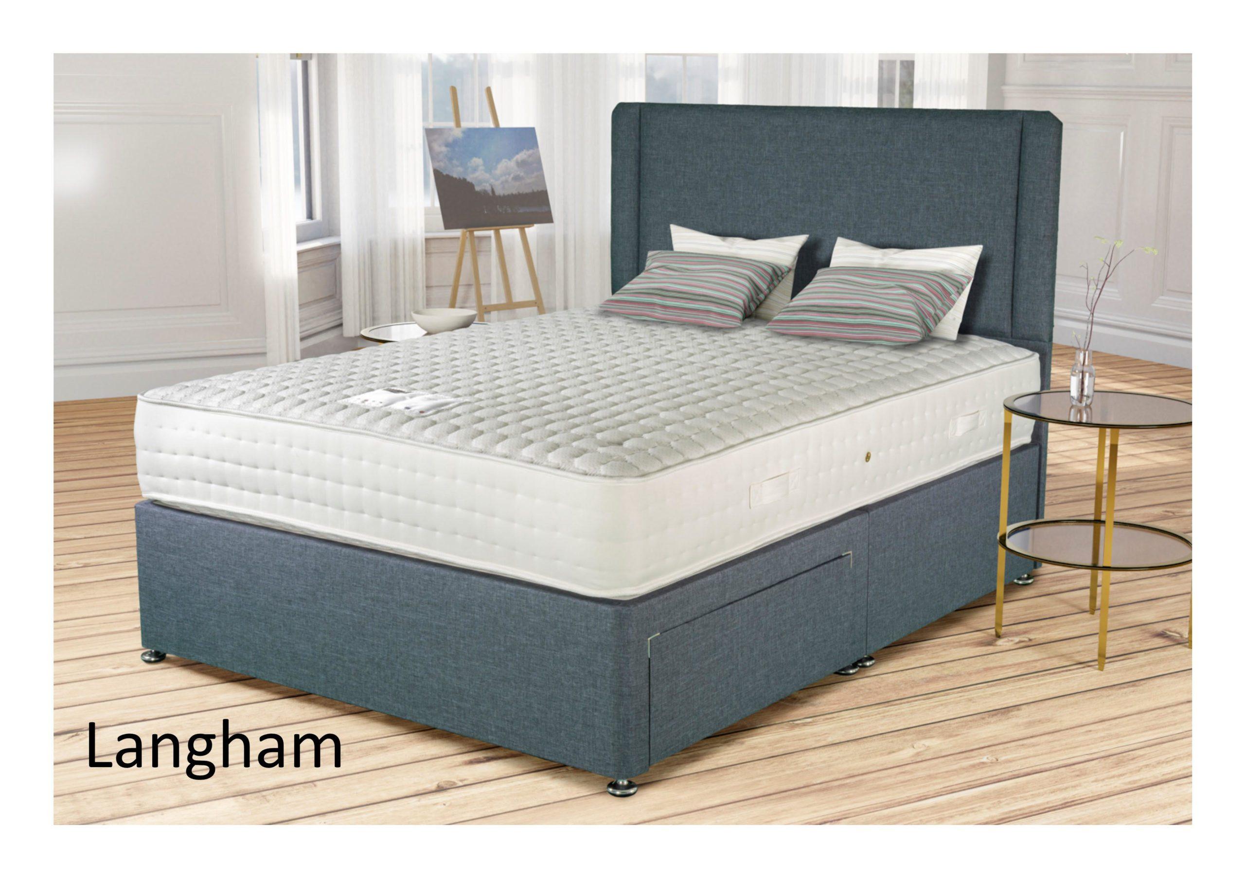 siesta langham bed