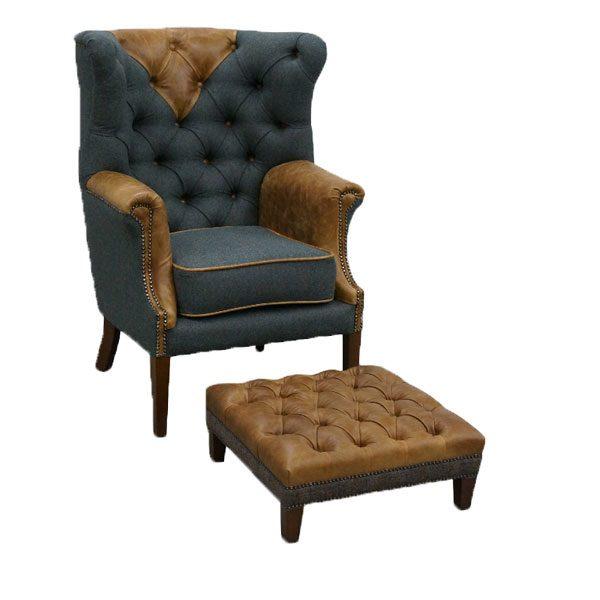 Kensington mini pull out stool v2