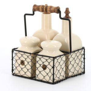 county-kitchen-condiments-wire-set